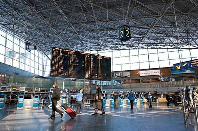 Пассажиры рейса Омск-Москва не могут улететь в столицу вторые сутки