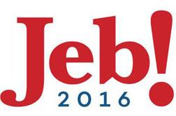 Логотип Джеб Буш Фото: Politico.com