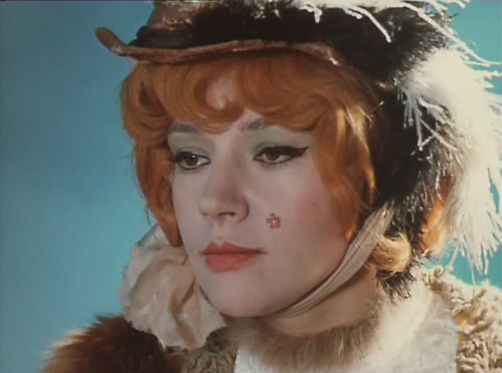 Лиса Алиса. Фильм «Приключения Буратино», 1975