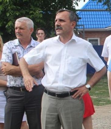 Глава Ейского района Кубани попросился в отставку