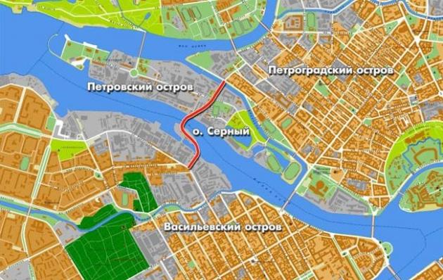 Перейти Неву вброд: почему в Петербурге не хотят строить мосты и дороги