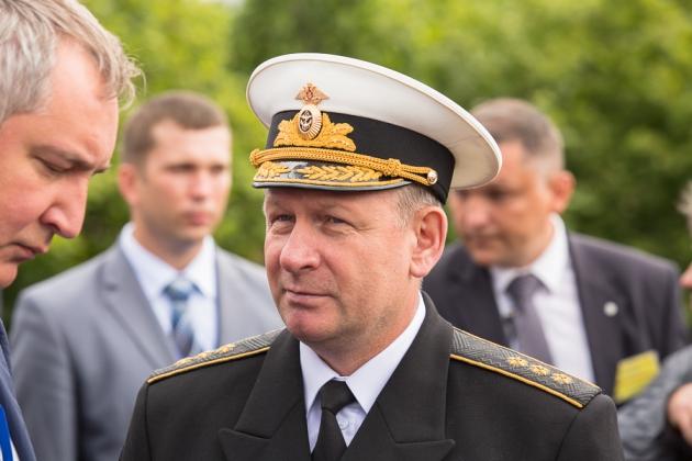 Главнокомандующий ВМФ России проверил готовность к международным конкурсам