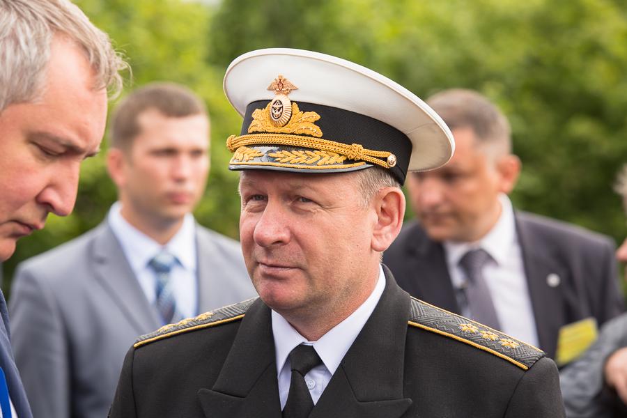 Виктор Чирков.