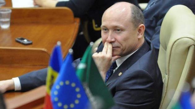 Глава правительства Молдавии Валерий Стрелец.