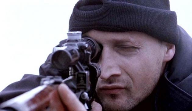 Кадр из фильма «Антикиллер» (реж. Е. Кончаловский, 2002)