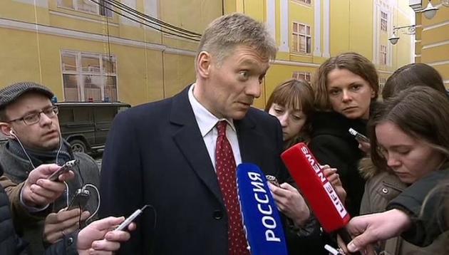 Песков: Москва не исключает ассиметричных действий в ответ на санкции США