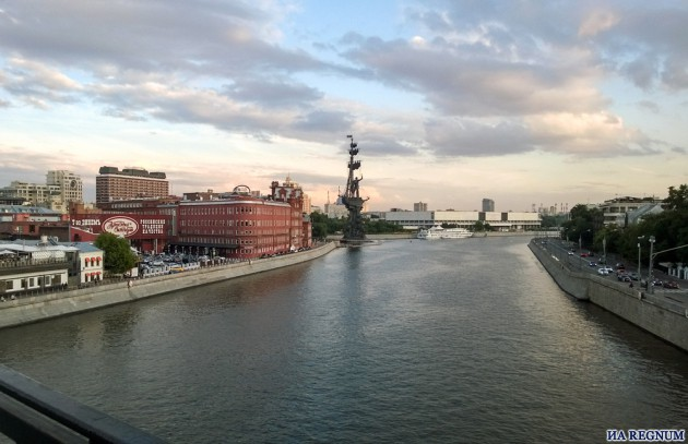 Часть «Золотого острова» в Москве начнут застраивать до конца года