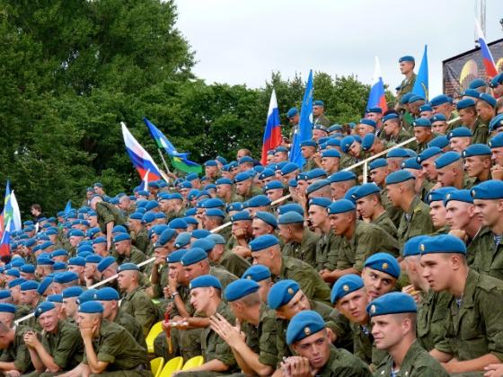 В Пскове 85-летие ВДВ будут праздновать два дня