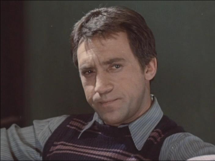 Кадр из фильма «Место встречи изменить нельзя» (реж. С. Говорухин, 1978)