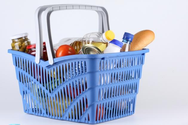 Цена на продуктовую корзину в Брянске с начала года выросла на 14,6%