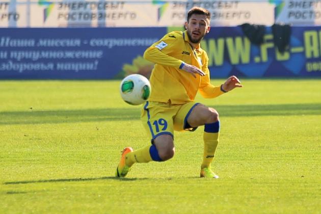 Хрвойе Милич — хорватский игрок в «Ростове».