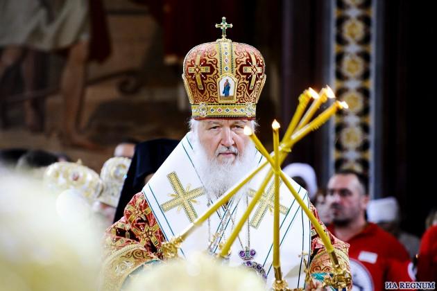 Патриарх Кирилл: Храмы всегда были центрами русской жизни