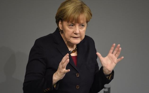 Ангела Меркель — федеральный канцлер Германии