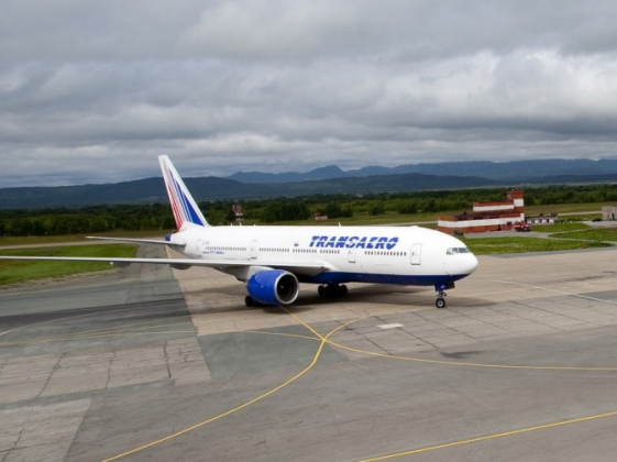Пассажирский Boeing повредил тормозную колодку при посадке в Сочи