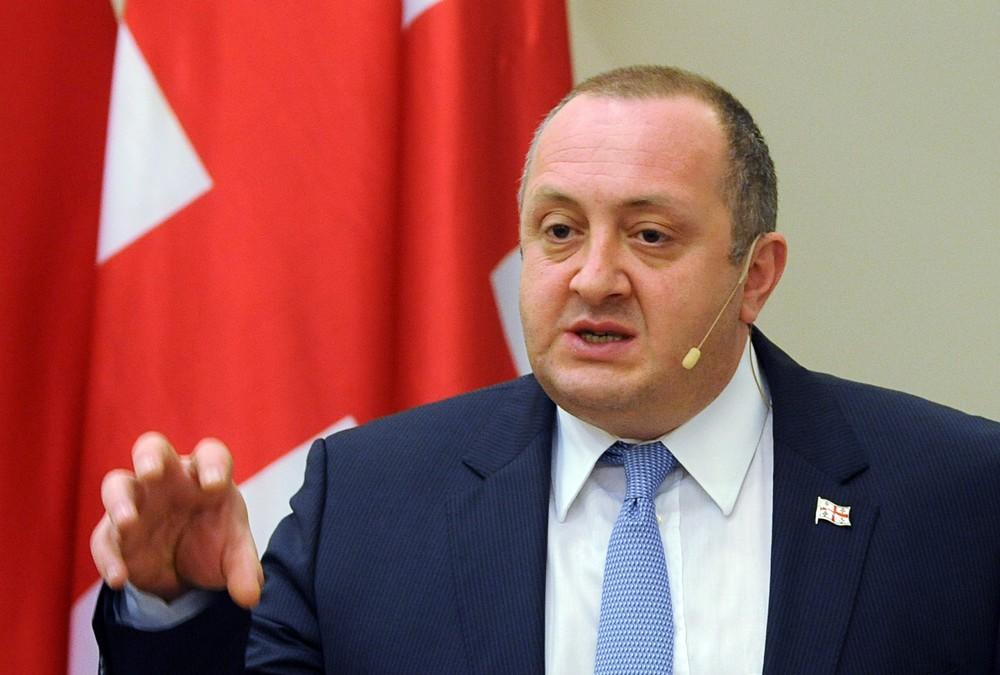 Георгий Маргвелашвили — президент Грузии.