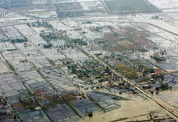 Мьянма — «Большая часть страны сейчас затоплена»,