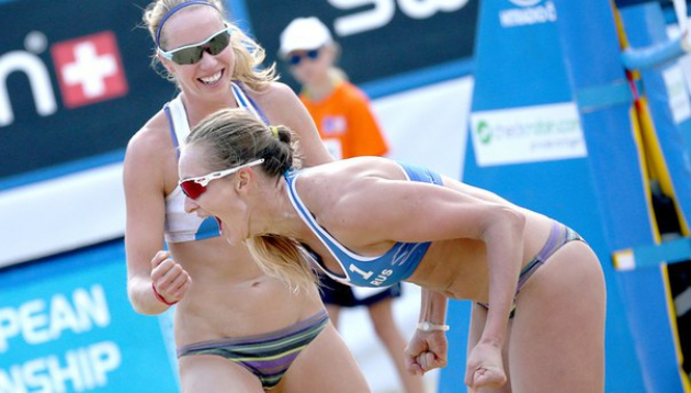 Евгения Уколова и Екатерина Бирлова — волейболистки.