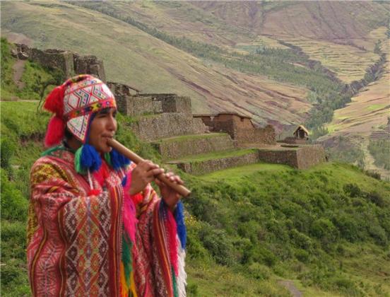 Индейцы Эквадора раскололись