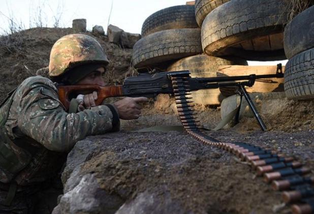 За неделю Азербайджан нарушил режим прекращения огня свыше 1100 раз