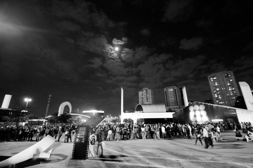 Десятый Фестиваль латиноамериканского кино в Сан-Паулу.