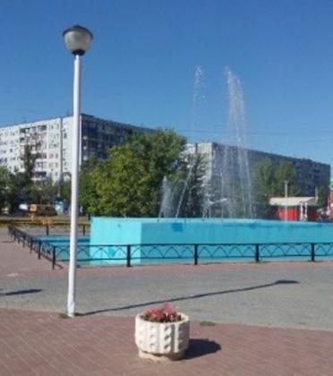Открывшийся после ремонта фонтан в Волгограде фото: volgadmin.ru