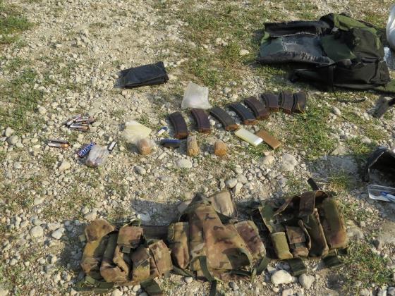 НАК: Убитые в лесах Ингушетии боевики присягнули ИГИЛ