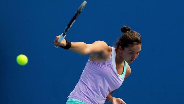 Российская теннисистка Маргарита Гаспарян победила на турнире WTA в Баку
