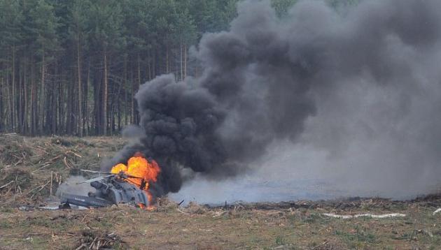 Минобороны: полеты под Рязанью соответствовали требованиям безопасности