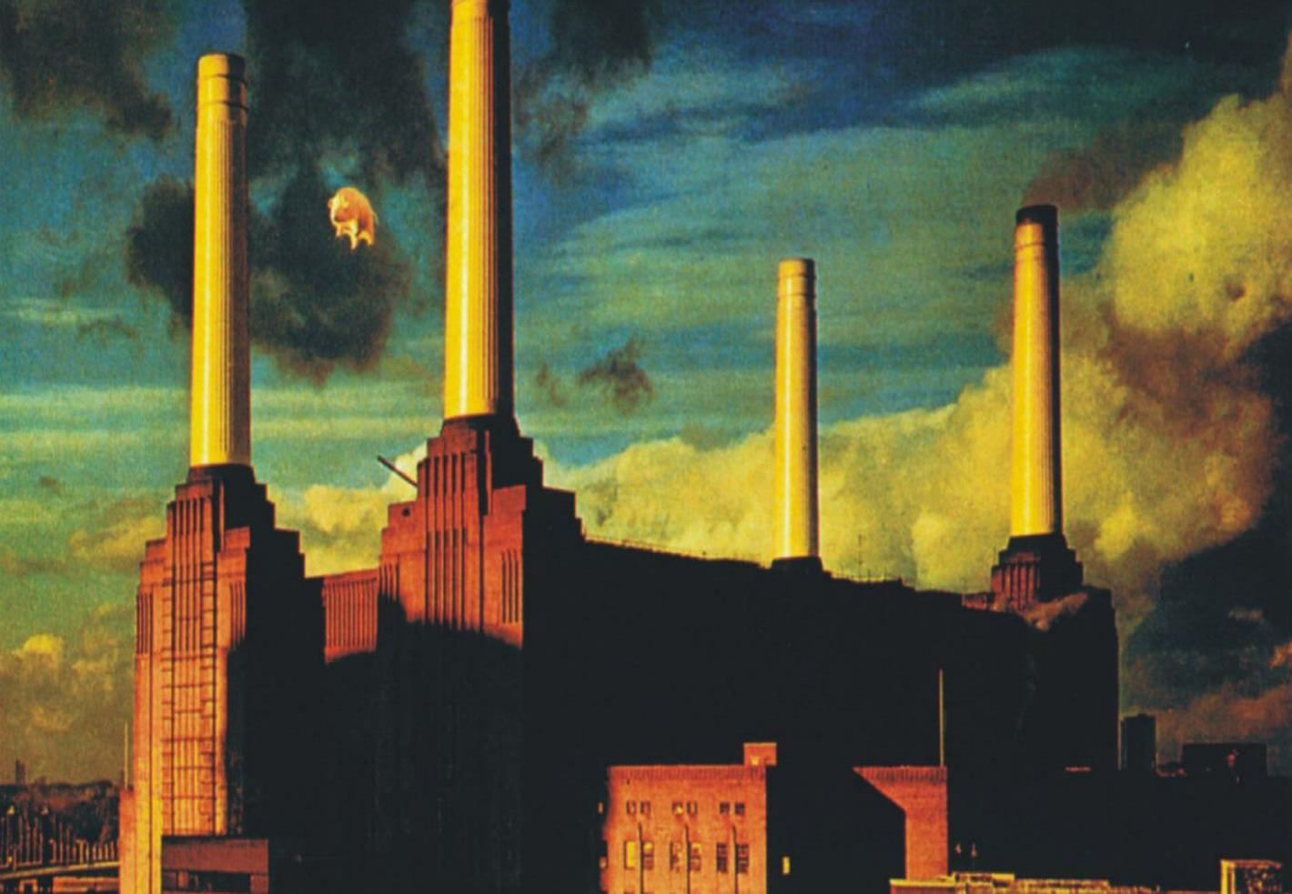 Pink Floyd. Animals. 1977