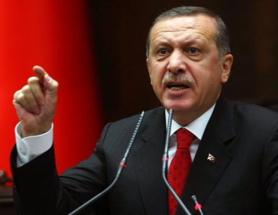 Реджеп Тайип Эрдоган — президент Турции.
