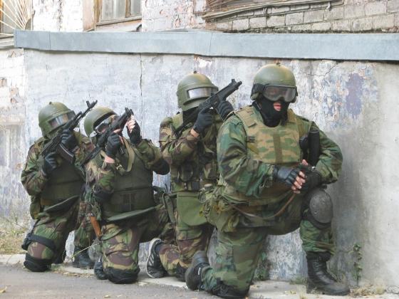 Спецоперация на границе Чечни и Ингушетии: уничтожено восемь боевиков