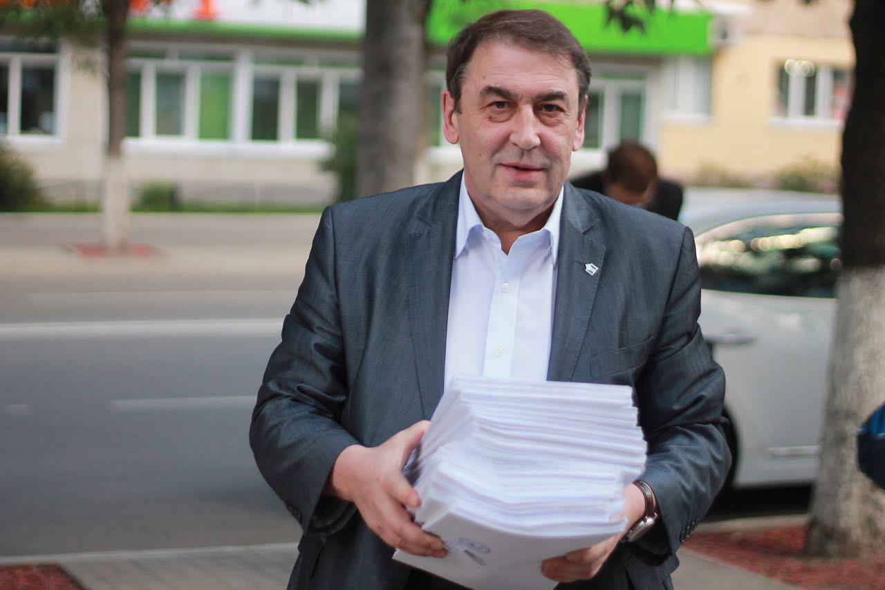 Андрей Нечаев. Лидер партии «Гражданская инициатива».