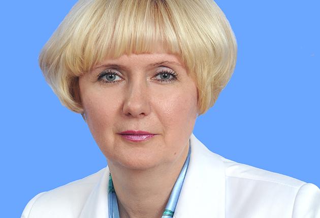 Надежда Краева.