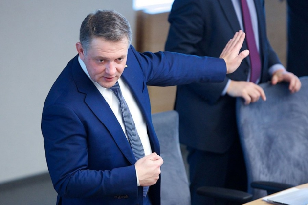 Популярность литовских либералов стала стремительно падать