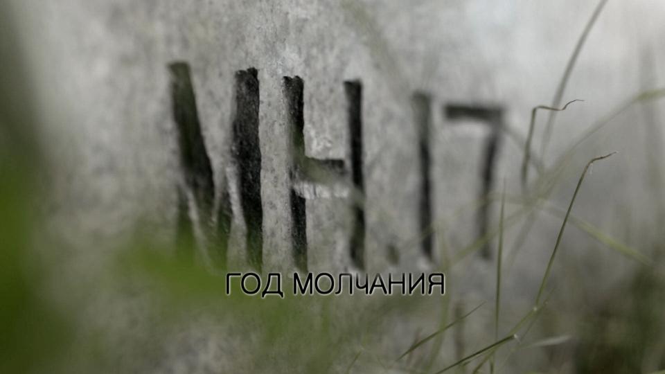 Кадр из фильма «MH 17: Год молчания» (RTД Russian, 2015)