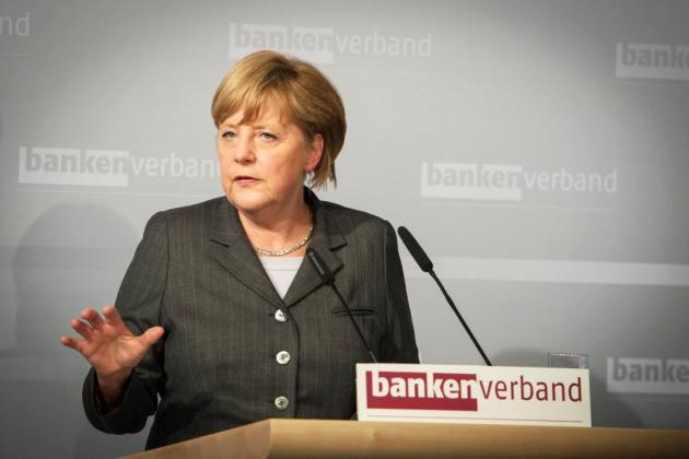 Немецкая молодежь назвала ничегонеделание производным от фамилии Меркель
