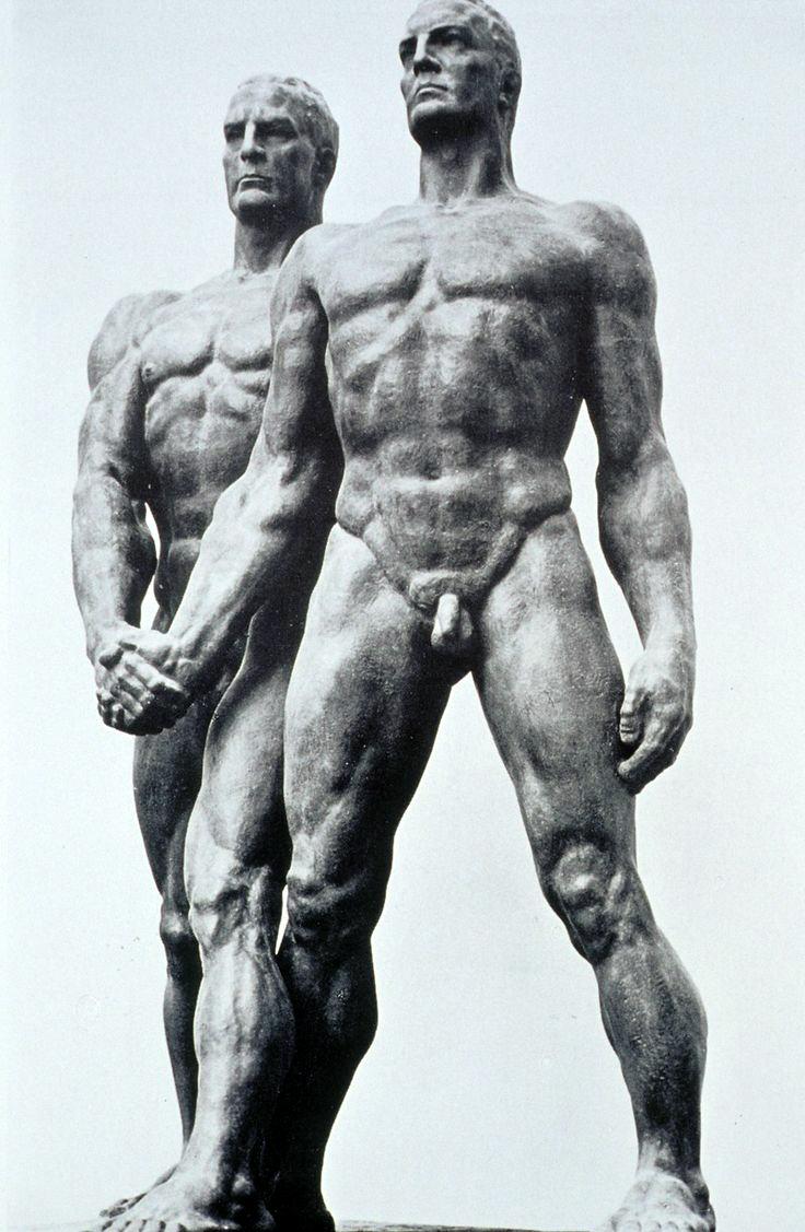 Йозеф Торак. «Братство», 1936