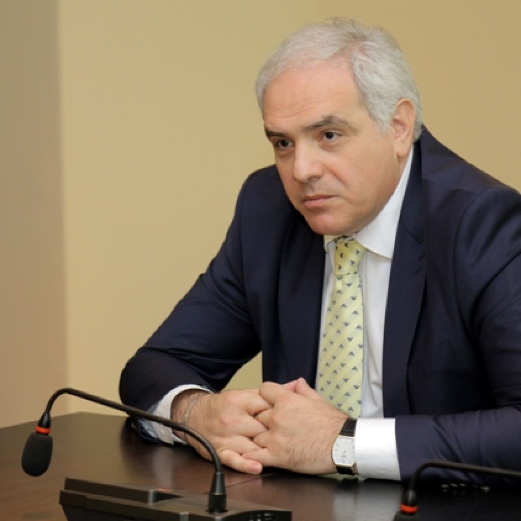Георгий Мгебришвили.