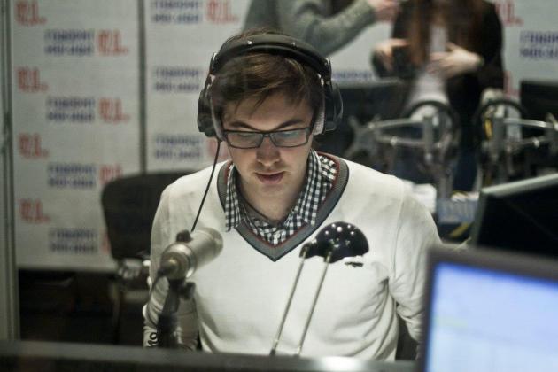 Максим Митченков.