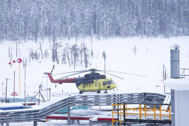 «Роснефть» приступит к проектированию базы в Заполярье до конца года
