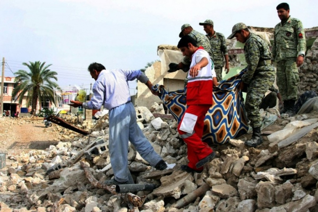 На юге Пакистана произошло землетрясение магнитудой 5,3