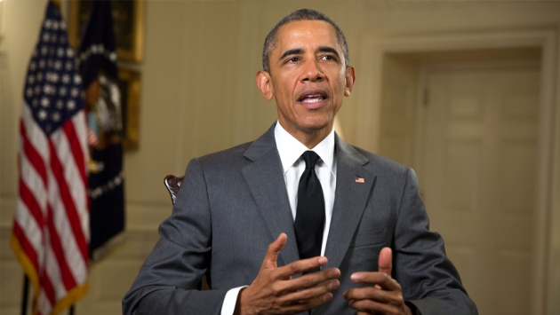 Барак Хуссейн Обама — президент США.