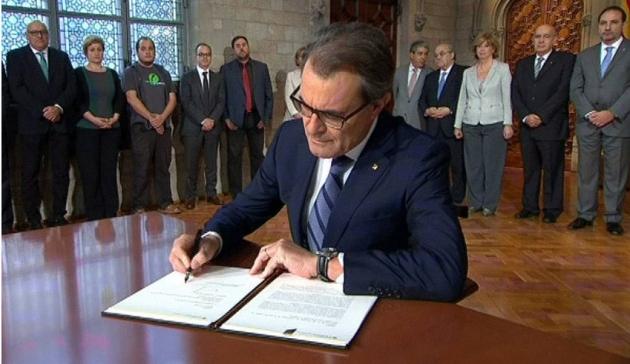 В Каталонии 27 сентября пройдут досрочные выборы