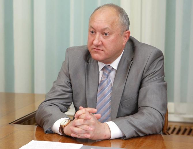 Владимир Илюхин — врио губернатора Камчатского края.