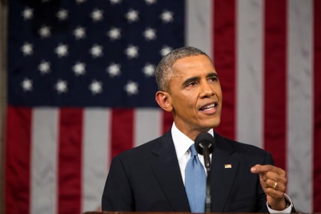 Обама: Нет большей угрозы будущему, чем изменение климата
