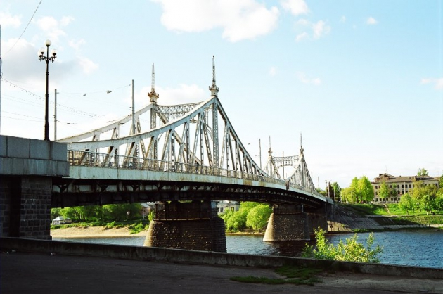 Тверь, Старый мост.