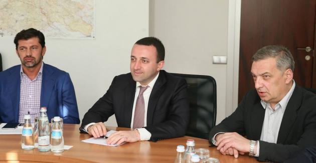 «Грузинская мечта» проведет партийные конференции