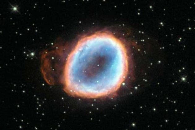 Планетарная туманность NGC 6565