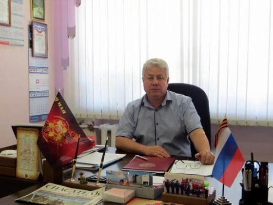 Противопожарную службу Хакасии возглавил Сергей Танаков