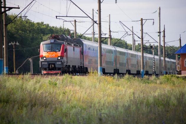 В Белгородской области установят наблюдение за железнодорожными переездами